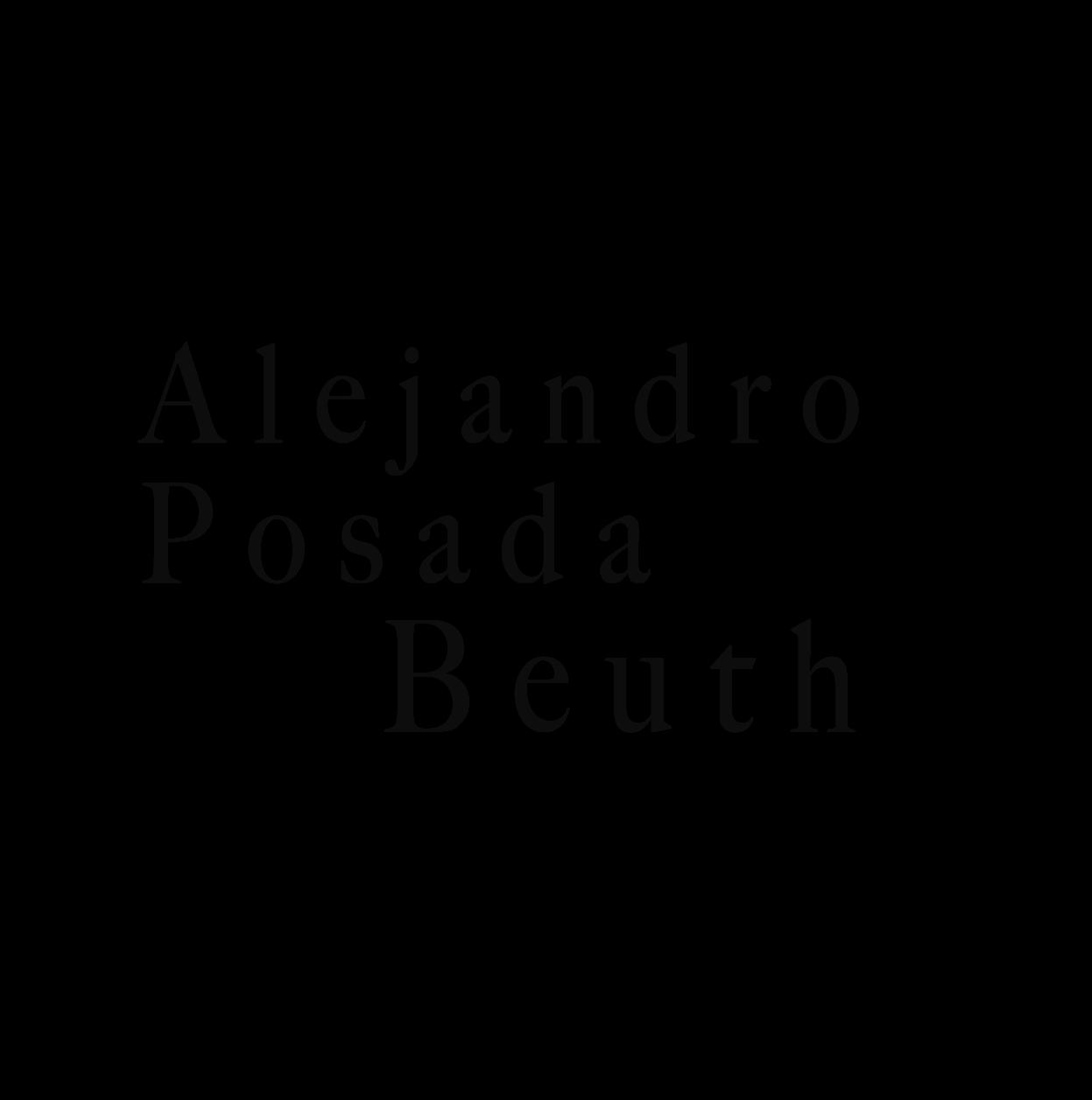 Dr. Alejandro Posada Beuth Medicina Sintergética